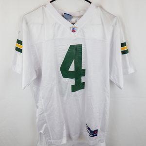 NFL Green Bay Packers Brett Farve Jersey Size XL